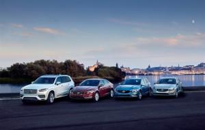 Volvo Cars Twin Engine range