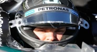 Formula 1 – GP Stati Uniti: la pole a Rosberg, 2° Hamilton, le avverse condizioni meteo congelano le posizioni della Q2