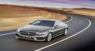 Mercedes presenta la nuova Classe C Coupé