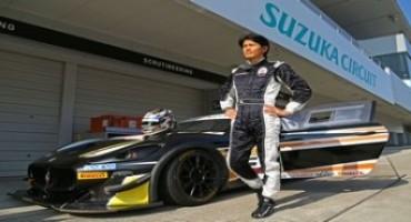 L'esperienza di Shinji Nakano nel Maserati Trofeo World Series