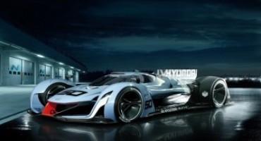 Hyundai presenta, al Salone di Los Angeles 2015, la Concept N 2025 Vision Gran Turismo