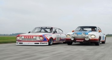 Power and Emotion: 40 Years of ŠKODA 130 RS