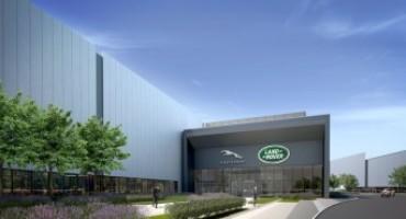 Jaguar Land Rover espande il proprio Centro Produzione Motori, con un investimento di 450 milioni di sterline