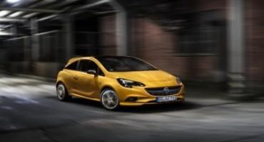 Opel Corsa, adesso è più connessa con il nuovo sistema IntelliLink
