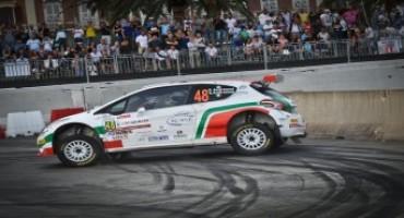 Peugeot – Monza Rally Show: in passerella Andreucci e la 208 T16 tricolore