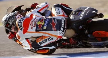MotoGP 2016: testing continues in Jerez for Marquez and Pedrosa