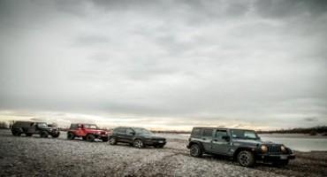 """31esimo raduno internazionale #4×4 """"Città di Gradisca"""": Jeep® è Official Sponsor dello storico evento"""