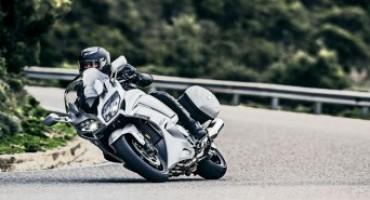 Yamaha presenta le nuove FJR1300 m.y. 2016