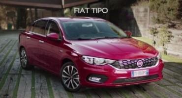 """Fiat Tipo: primo """"porte aperte"""" il 5 e 6 Dicembre"""