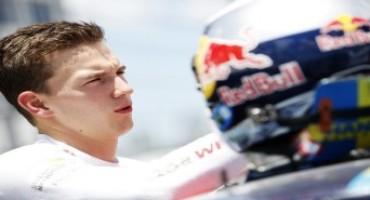 Rallycross – Team Peugeot Hansen: Timmy Hansen è vice campione del Mondo di Rallycross su PEUGEOT 208 WRX