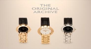 "L'alta orologeria di Versace: ""The Original Archive"""