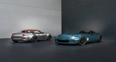 Mazda svela due concept di MX5 al SEMA di Las Vegas