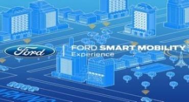 EcoMondo 2015, Ford partecipa all'H2R di Rimini con la nuova Mondeo Hybrid