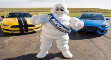 Ford and Michelin Team Up to Provide Custom-Engineered Tires for Ford Performance Vehicle Lineup