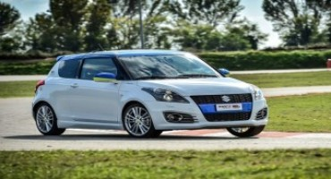 Nuova Suzuki SWIFT GSX-RR Tribute l'anima della MotoGP™ in una SWIFT!