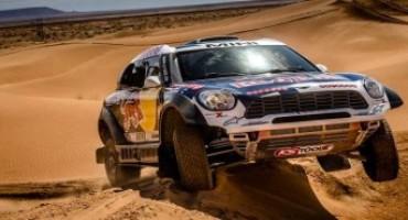 MINI ALL4 Racing iscritta al Rally Dakar 2016, annunciati gli equipaggi