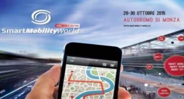 Autodromo Nazionale Monza, Smart Mobility World: la più grande manifestazione europea sulla nuova mobilità