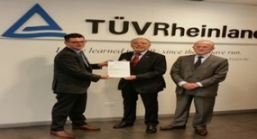 TÜV Rheinland Italia certifica Federperiti