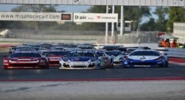 Campionato Italiano Gran Turismo 2016, anticipata di una settimana la gara di Misano