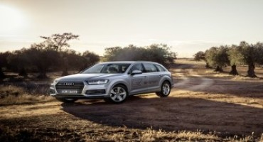 Audi Q7 e-tron 3.0 TDI quattro, l'ibrido plug-in di riferimento