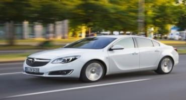 Opel Insignia, arriva l'infotainment di ultima generazione