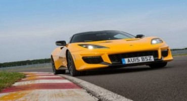 New Lotus Evora 400