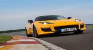 New Lotus Evora 400