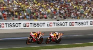 MotoGP 2015, Marquez and Pedrosa celebrate season finale with double podium finish