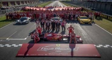 Ferrari, finali Mondiali: al Mugello un bagno di folla per la giornata conclusiva della manifestazione