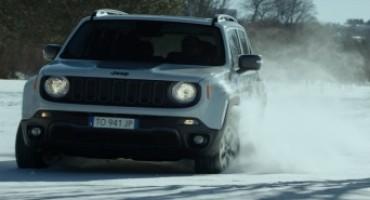 """Jeep Renegade, al via una speciale """"Winter Offer"""""""
