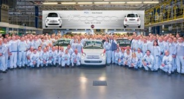 Fiat 500, sono 1.500.000 le unità prodotte presso lo stabilimento FCA Poland di Tychy