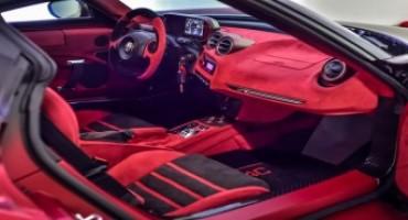 """Dai Maestri di Garage Italia Customs nasce """"La Furiosa"""" su base Alfa Romeo 4C"""