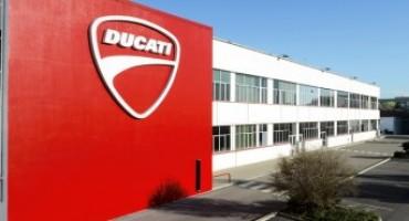 Ducati Motor Holding, raggiunto al 10 Novembre lo storico traguardo di 50.000 moto consegnate nel 2015 (+23%)