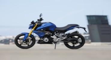 BMW Motorrad presenta la nuova G 310 R