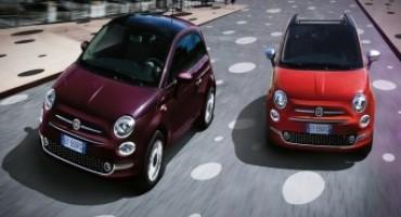 Nuova Fiat 500, riparte con il 1.3 Multijet II da 95 CV