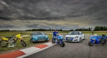 Aleix Espargaró racconta il DNA sportivo Suzuki, dalla MotoGP™ alla produzione di serie
