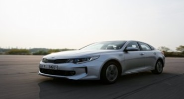 Hybrid future planned for next-generation Kia Optima