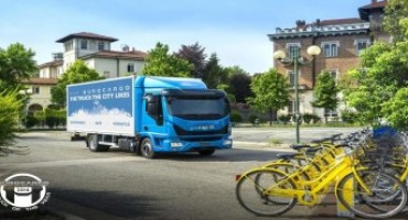 Iveco: il nuovo Eurocargo è stato eletto International Truck of the Year 2016