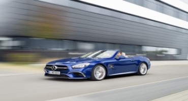 Mercedes-Benz presenta la versione rinnovata della SL, sarà ordinabile dall'inizio del 2016