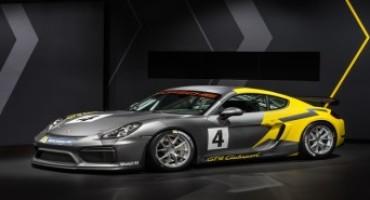 Porsche, la nuova Cayman GT4 Clubsport è pronta a scendere in pista