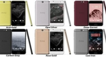 HTC One A9, ora è disponibile nei negozi e online