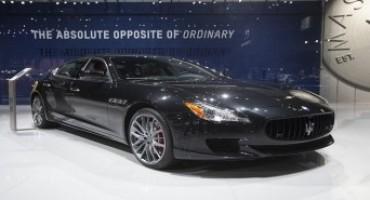 Maserati al Salone dell'Auto di Los Angeles presenta la gamma MY 2016