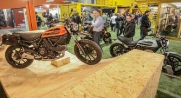 EICMA 2015 – Ducati: Scambler® Sixty2 tra le novità più attese della kermesse milanese