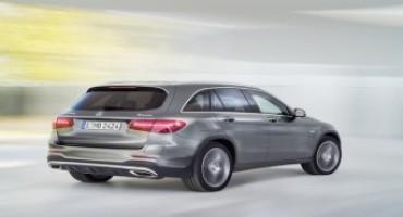 Mercedes-Benz, massima valutazione nei test EuroNCAP per il nuovo GLC, 5 stelle