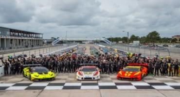 Lamborghini Blancpain Super Trofeo, saranno sei doppi appuntamenti nel calendario 2016