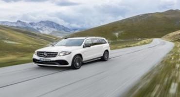 Mercedes-Benz svela il nuovo GLS