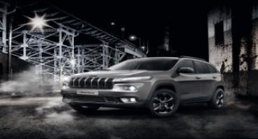 Partiti gli ordini della nuova Jeep Cherokee Night Eagle