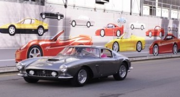 Ferrari 250 GT SWB, quattordici mesi di lavoro per un restauro completo