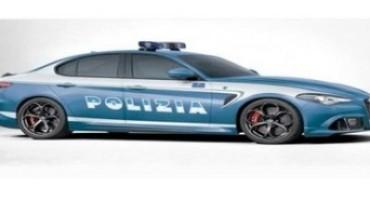 Le forze dell'ordine italiane utilizzeranno autovetture targate Alfa Romeo