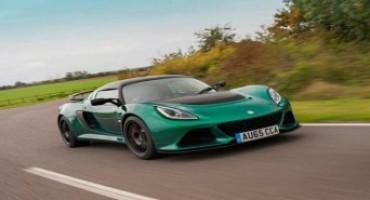 Nuova Lotus Exige Sport 350: leggera e veloce